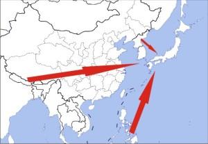 Influências na formação da língua Japonesa